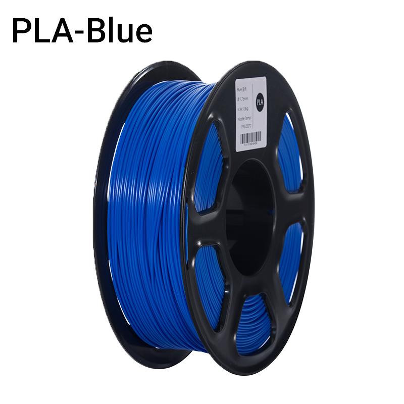 Filament PLA Bleu (FILA+) 1Kg