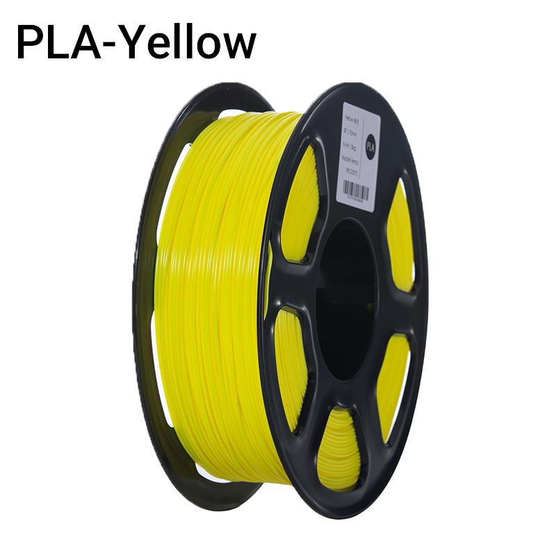 Filament PLA Jaune (FILA+) 1Kg