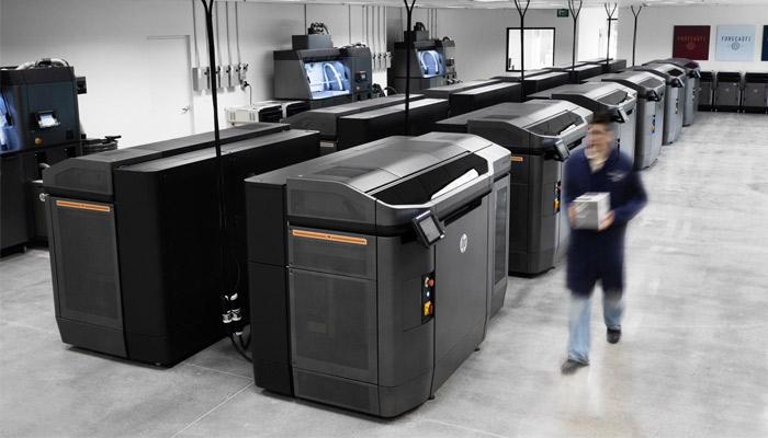 HP a imprimé plus de 10 millions de pièces l'année dernière