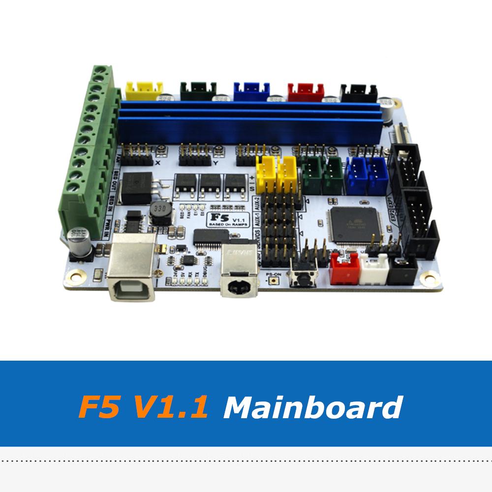F5 V1.1 3D Printer Board Based