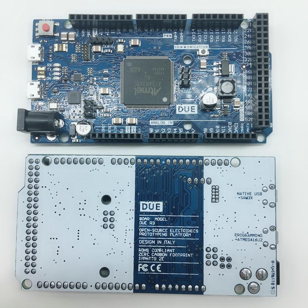 Arduino DUE R3 Board SAM3X8E 32-bit ARM Cortex-M3 / Mega2560
