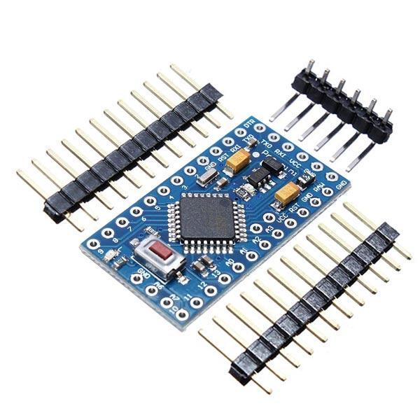 ATMEGA328 328p 5V 16MHz Arduino Compatible Pro Mini Module Board