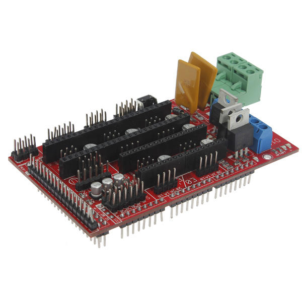 RAMPS 1.4 Control Board Panel