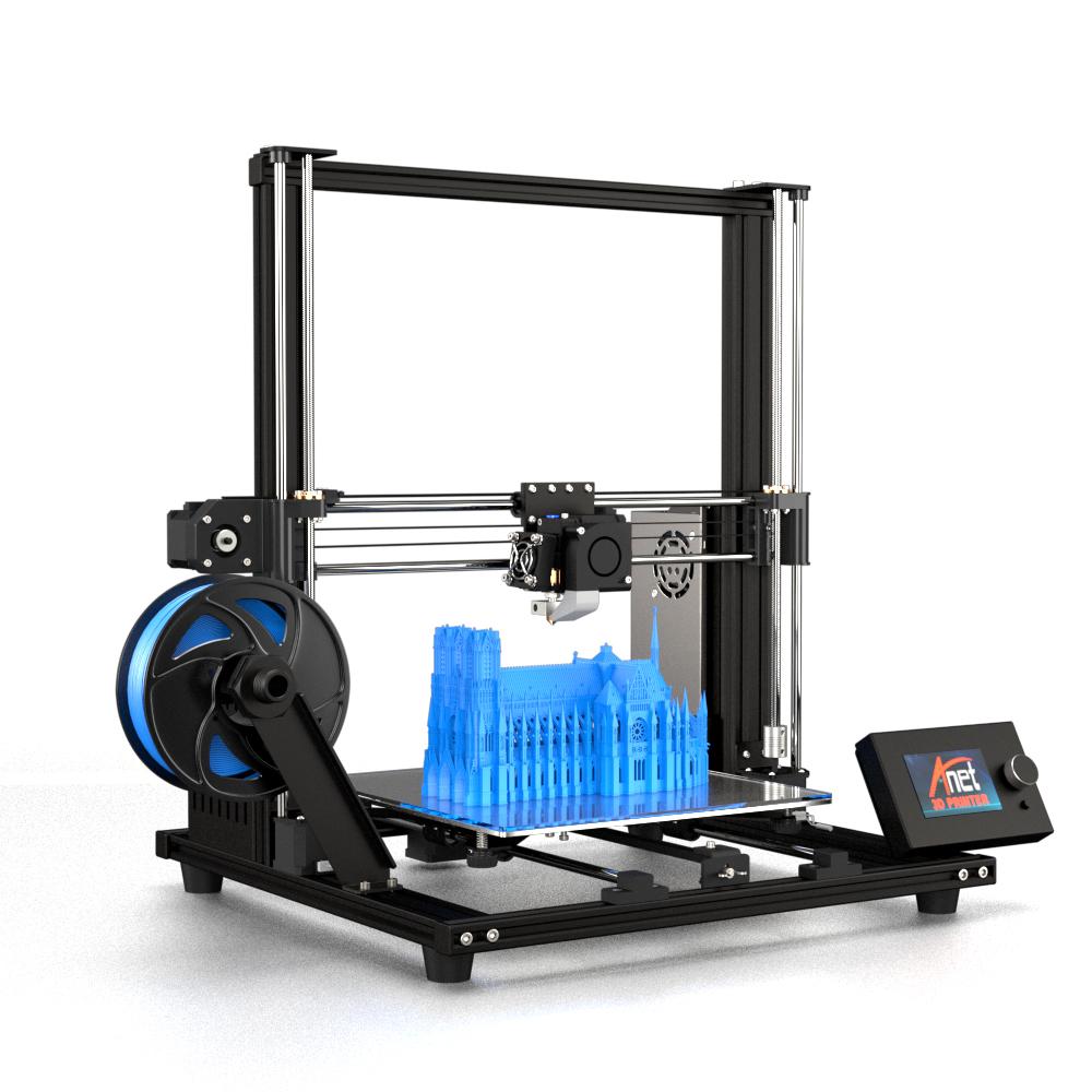 Anet A8 Plus 3d printer DIY