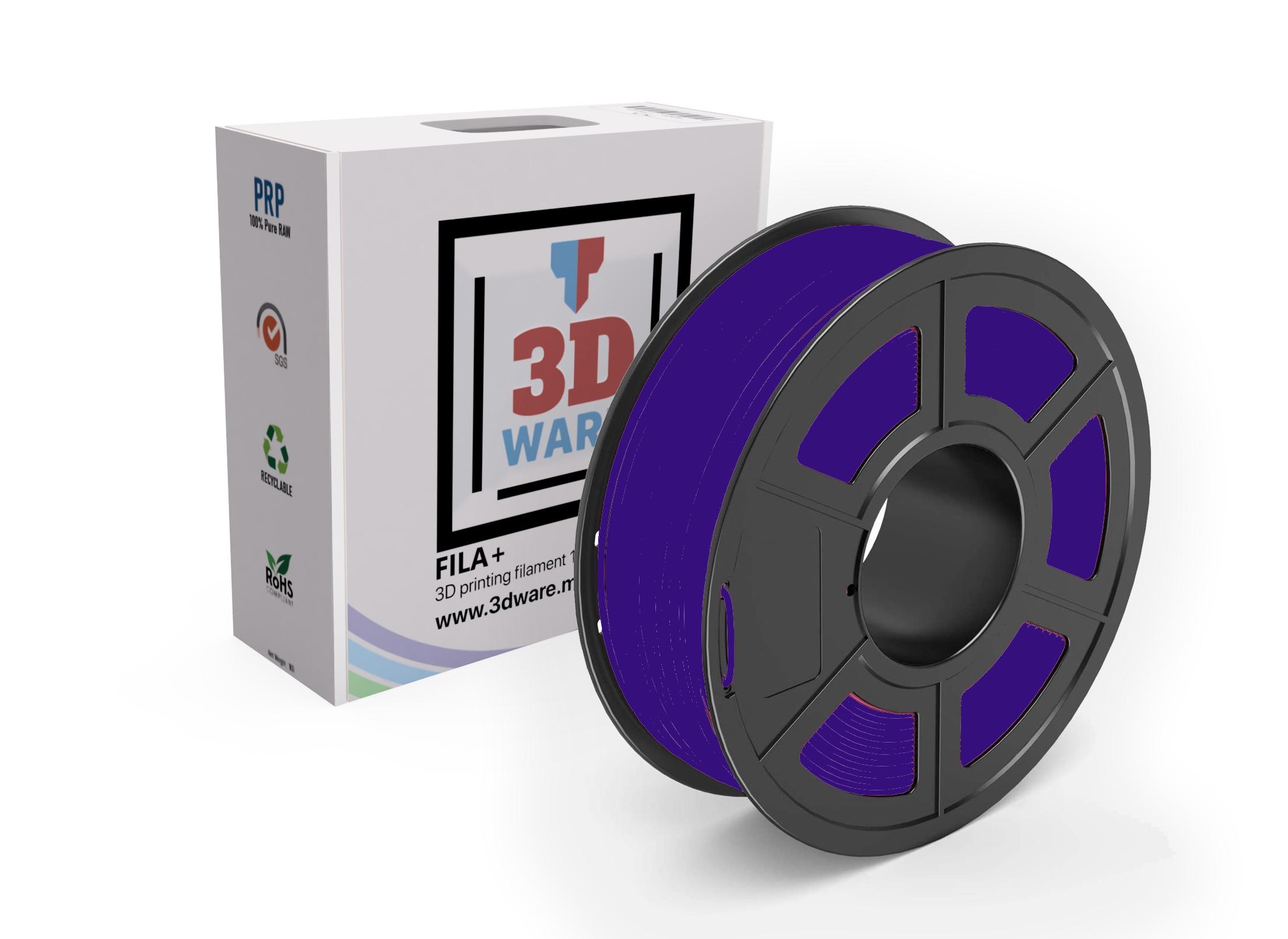 Filament 3D PLA FILA+ Pro Violet 1.75mm 1kg