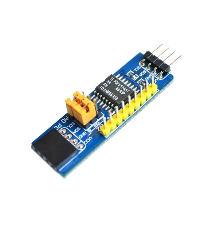 PCF8574 PCF8574T I/O For I2C IIC Port Interface Arduino Expansion Board