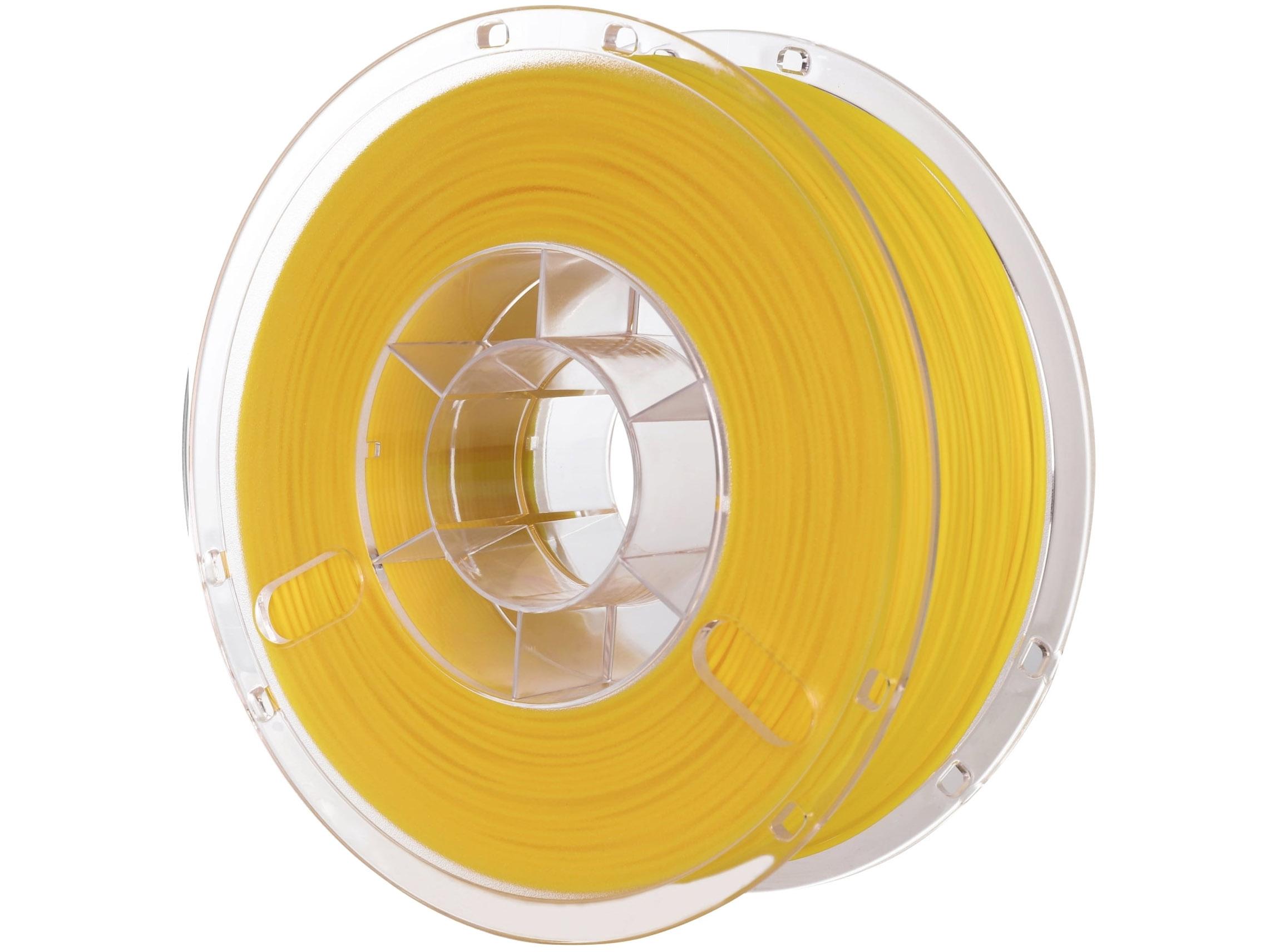 Filament 3D ABS Premium Jaune 1.75mm 1kg