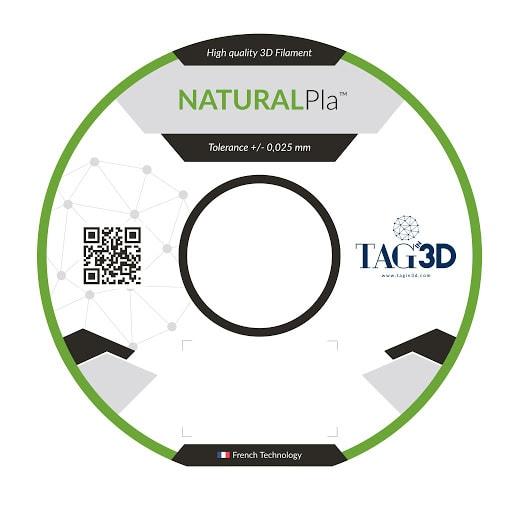 tag natural pla